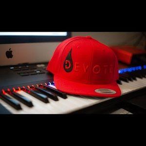 DEVOTE brand hat